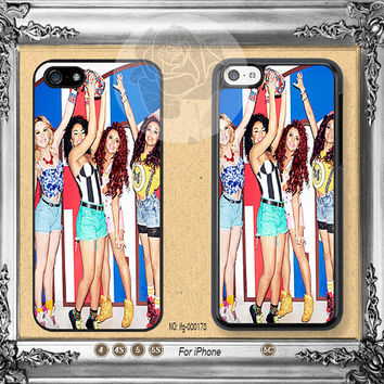 Little Mix iPhone 5s case, iPhone 5C Case iPhone 5 case, iPhone 4 Case Little Mix iPhone case Phone case ifg-000178