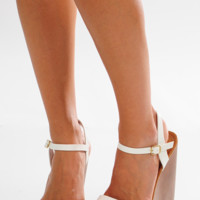 RESTOCK: American Honey Wedges: White