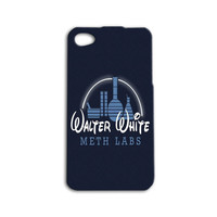 Breaking Bad Walter White Disney Custom Case for iPhone 4/4s and iPhone 5/5s
