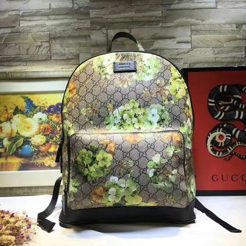 Gucci GG Leather Tote Handbags for Women cross body bags clutches evening exotic leather bags TRAVEL luggage Backpack