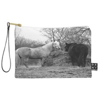 Allyson Johnson Horses Grazing Pouch