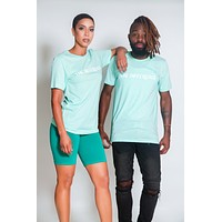 Plain The Difference T-Shirt Mint