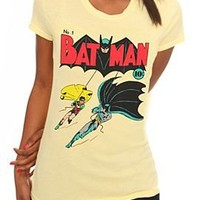 DC Comics Batman Issue 1 Girls T-Shirt - 185942