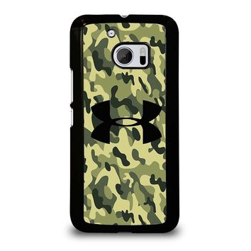 CAMO BAPE UNDER ARMOUR  HTC One M10 Case Cover