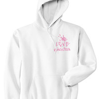 One Love Manchester Ariana Grande Hoodie