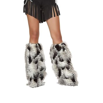Roma Costume Lw4469 Native American Leg Warmer