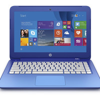 HP Stream 13 Laptop Includes Office 365 Personal for One Year (Horizon Blue) REFURBISHED