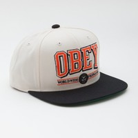 OBEY ATHLETICS HAT