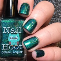 May Emerald Birthstone Indie Nail Polish