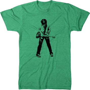 Rock and Roll Dream Men's Modern Fit Tri-Blend T-Shirt