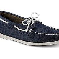 Authentic Original Soft Canvas 2-Eye Boat Shoe