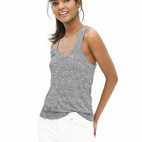 Banana Republic Womens Ribbed Racerback Tank