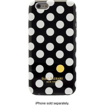 Isaac Mizrahi New York - Hard Shell Case for Apple° iPhone° 6 - Black/White