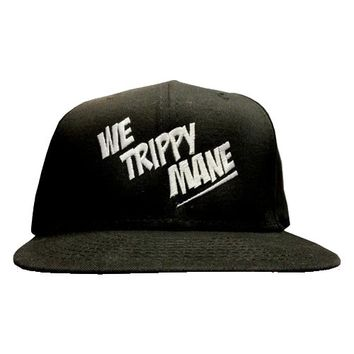 We Trippy Mane Hat (Snapback & Flex Fit) : THE Juicy J