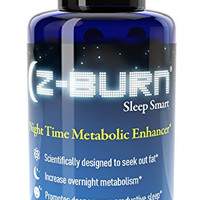 """Z-burn -- 60 Capsules -- Night Time Fat Loss Supplement - """"Sleep Great, Lose Weight!"""" Guaranteed Results"""