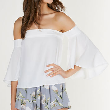Finer Things Off Shoulder Top