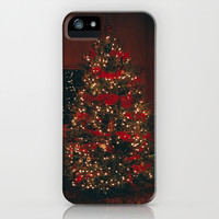 Oh, Christmas Tree! iPhone & iPod Case by Leigh VanDeMark