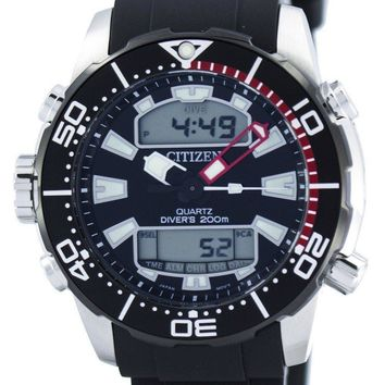 Citizen Aqualand Promaster Diver's 200M Analog Digital JP1098-17E Men's Watch