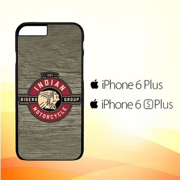 Indian Motorcycle Rally Tour Z4728 iPhone 6 Plus|6S Plus Case