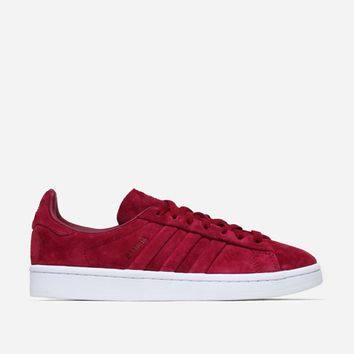 Adidas Originals Campus Stitch And Turn CQ2472 | Mystery Ruby | Footwear - Naked