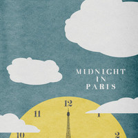 Midnight In Paris Art Print by Travis English | Society6