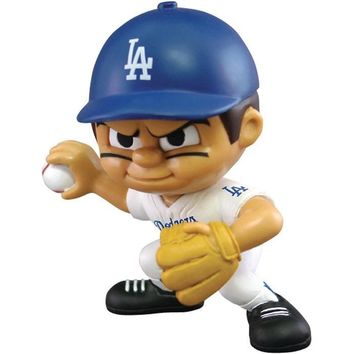 Lil Teammates Series Los Angeles Dodgers Pitcher Figurine (Edition 1)