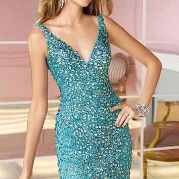 Alyce Homecoming 4370 Dress