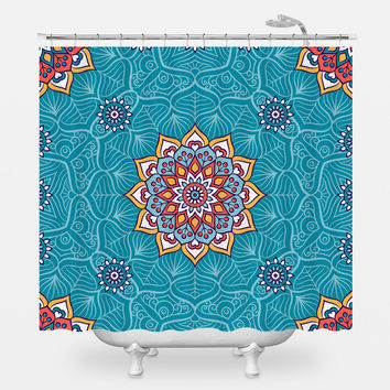 Kingdom of Bohemia Shower Curtain