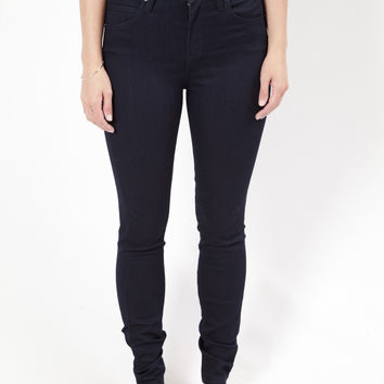 objects without meaning high rise skinny jean