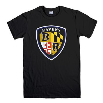 BALTIMORE RAVENS 2 Men's T-Shirt
