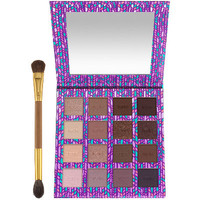 tarte Special Edition Amazonian Clay Eyeshadow Palette & Brush - A260820 — QVC.com