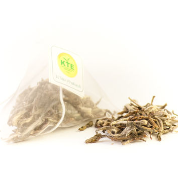 White Prakash (Pyramid Tea Bags)