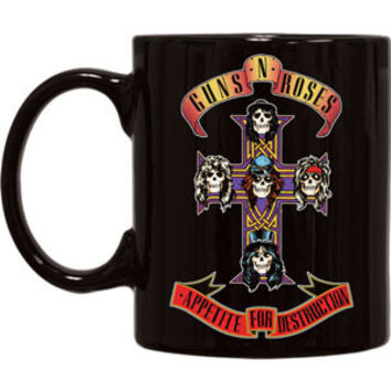 Guns N Roses Coffee Mug