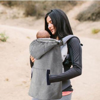 New winter baby carrier cloak windproof warm baby sling cape mantle high quality free shipping
