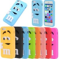 NEW 3D Soft Silicone Rubber Phone Case Cover For Apple iPhone 5C