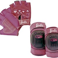 Bell Barbie My Fab Pads Protective Gear (Pink)