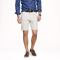 "9"" essential chino short - essential chino shorts - Men's shorts - J.Crew"