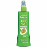 Garnier Fructis Haircare Fall Fight Strand Saver Anti-Breakage Spray for Falling, Breaking Hair