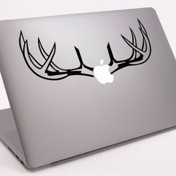 "Antlers Laptop Notebook Macbook Decal 11"" 13"" 15"" 17"" (DM-0259)"