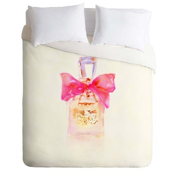 Marta Spendowska Perfume Series Couture Duvet Cover