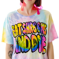 UNIF Eat Shrooms Tee Multi