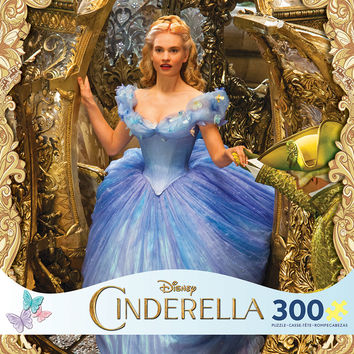 Ceaco Disney - Cinderella in Coach 300 Piece Puzzle