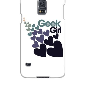 Geek Girl - Samsung Galaxy S5 Case