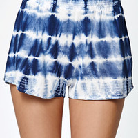 Volcom Paintbox Tie-Dye Dolphin Shorts at PacSun.com