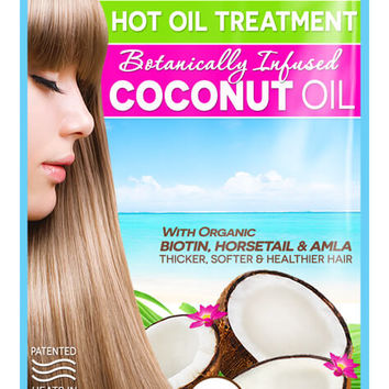 ST. TROPICA™ Organic Hot Oil Hair Treatment