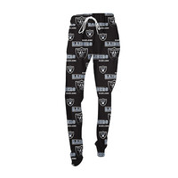 Oakland Raiders Fusion Printed Knit Pants