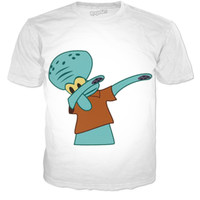 Squidward Dabs