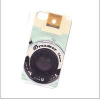 diana dreamer iphone 4 case, iphone 4 cover, vintage camera, iphone 4s case