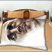 """TOM HIDDLESTON - 20 """" x 30 """" inch,Pillow Case and Pillow Cover."""