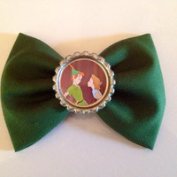 Peter Pan and Wendy bow